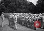 Image of Garden Party for United States soldiers Washington DC USA, 1942, second 5 stock footage video 65675036462