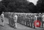 Image of Garden Party for United States soldiers Washington DC USA, 1942, second 6 stock footage video 65675036462