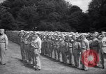 Image of Garden Party for United States soldiers Washington DC USA, 1942, second 7 stock footage video 65675036462