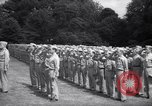 Image of Garden Party for United States soldiers Washington DC USA, 1942, second 10 stock footage video 65675036462