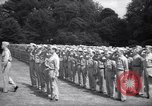 Image of Garden Party for United States soldiers Washington DC USA, 1942, second 11 stock footage video 65675036462