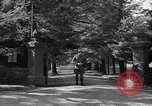 Image of Springwood Hyde Park New York USA, 1936, second 4 stock footage video 65675036470