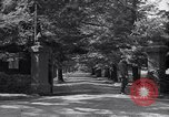 Image of Springwood Hyde Park New York USA, 1936, second 9 stock footage video 65675036470