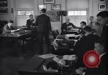 Image of White House Press Room Washington DC USA, 1937, second 7 stock footage video 65675036475