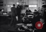 Image of White House Press Room Washington DC USA, 1937, second 10 stock footage video 65675036475