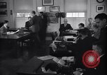 Image of White House Press Room Washington DC USA, 1937, second 12 stock footage video 65675036475