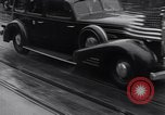 Image of Presidential motorcade Washington DC USA, 1937, second 7 stock footage video 65675036477