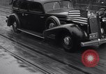 Image of Presidential motorcade Washington DC USA, 1937, second 8 stock footage video 65675036477