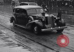 Image of Presidential motorcade Washington DC USA, 1937, second 11 stock footage video 65675036477
