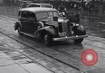 Image of Presidential motorcade Washington DC USA, 1937, second 12 stock footage video 65675036477