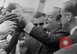 Image of Vice President Hubert Humphrey United States USA, 1968, second 4 stock footage video 65675036480