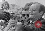 Image of Vice President Hubert Humphrey United States USA, 1968, second 6 stock footage video 65675036480