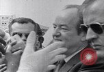 Image of Vice President Hubert Humphrey United States USA, 1968, second 7 stock footage video 65675036480