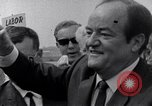 Image of Vice President Hubert Humphrey United States USA, 1968, second 11 stock footage video 65675036480