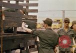 Image of 90th Replacement Battalion of United States Army Vietnam, 1970, second 11 stock footage video 65675036486