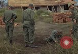 Image of 1st Air Cavalry Division soldiers Ankhe South Vietnam, 1966, second 10 stock footage video 65675036496