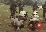 Image of Viet Cong suspects Ankhe South Vietnam, 1966, second 5 stock footage video 65675036498