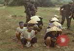 Image of Viet Cong suspects Ankhe South Vietnam, 1966, second 6 stock footage video 65675036498