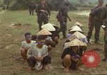 Image of Viet Cong suspects Ankhe South Vietnam, 1966, second 7 stock footage video 65675036498