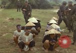Image of Viet Cong suspects Ankhe South Vietnam, 1966, second 8 stock footage video 65675036498