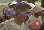 Image of Viet Cong suspects Ankhe South Vietnam, 1966, second 9 stock footage video 65675036498