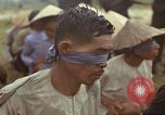 Image of Viet Cong suspects Ankhe South Vietnam, 1966, second 10 stock footage video 65675036498