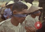 Image of Viet Cong suspects Ankhe South Vietnam, 1966, second 11 stock footage video 65675036498
