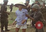 Image of Viet Cong suspects Ankhe South Vietnam, 1966, second 12 stock footage video 65675036498