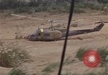 Image of 1st Air Cavalry Division Ankhe South Vietnam, 1966, second 9 stock footage video 65675036500
