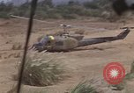 Image of 1st Air Cavalry Division Ankhe South Vietnam, 1966, second 10 stock footage video 65675036500
