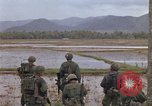 Image of 1st Air Cavalry Division Ankhe South Vietnam, 1966, second 6 stock footage video 65675036502