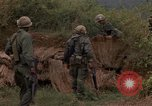 Image of 1st Air Cavalry Division Ankhe South Vietnam, 1966, second 7 stock footage video 65675036502