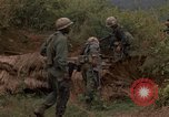 Image of 1st Air Cavalry Division Ankhe South Vietnam, 1966, second 8 stock footage video 65675036502