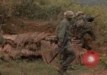Image of 1st Air Cavalry Division Ankhe South Vietnam, 1966, second 9 stock footage video 65675036502
