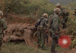 Image of 1st Air Cavalry Division Ankhe South Vietnam, 1966, second 10 stock footage video 65675036502
