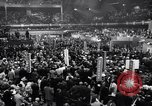 Image of Democratic National Convention speakers Chicago Illinois USA, 1968, second 4 stock footage video 65675036508
