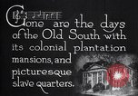 Image of cotton farming plantation Southern United States USA, 1922, second 9 stock footage video 65675036511