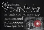 Image of cotton farming plantation Southern United States USA, 1922, second 10 stock footage video 65675036511