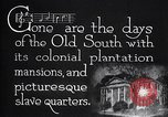 Image of cotton farming plantation Southern United States USA, 1922, second 11 stock footage video 65675036511