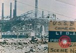 Image of electric transformer station destroyed by atomic blast Nagasaki Japan, 1945, second 1 stock footage video 65675036517