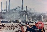 Image of electric transformer station destroyed by atomic blast Nagasaki Japan, 1945, second 9 stock footage video 65675036517