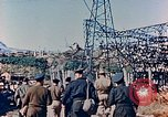 Image of electric transformer station destroyed by atomic blast Nagasaki Japan, 1945, second 12 stock footage video 65675036517