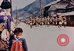 Image of ceremony of Cameron Highlanders Hiro Japan, 1946, second 2 stock footage video 65675036521
