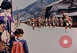 Image of ceremony of Cameron Highlanders Hiro Japan, 1946, second 3 stock footage video 65675036521