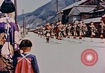 Image of ceremony of Cameron Highlanders Hiro Japan, 1946, second 5 stock footage video 65675036521