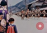 Image of ceremony of Cameron Highlanders Hiro Japan, 1946, second 6 stock footage video 65675036521