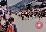 Image of ceremony of Cameron Highlanders Hiro Japan, 1946, second 7 stock footage video 65675036521