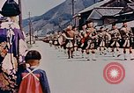Image of ceremony of Cameron Highlanders Hiro Japan, 1946, second 8 stock footage video 65675036521