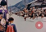 Image of ceremony of Cameron Highlanders Hiro Japan, 1946, second 9 stock footage video 65675036521