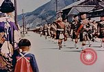 Image of ceremony of Cameron Highlanders Hiro Japan, 1946, second 10 stock footage video 65675036521